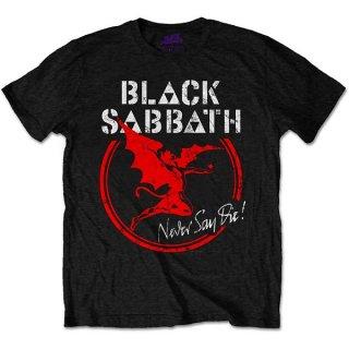 BLACK SABBATH Archangel Never Day Die, Tシャツ