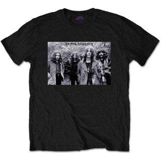 BLACK SABBATH Group Shot, Tシャツ