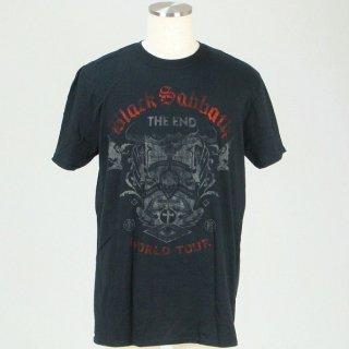 BLACK SABBATH The End Mushroom Cloud 2, Tシャツ