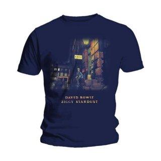 DAVID BOWIE Ziggy Stardust, Tシャツ