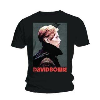 DAVID BOWIE Low Portrait, Tシャツ