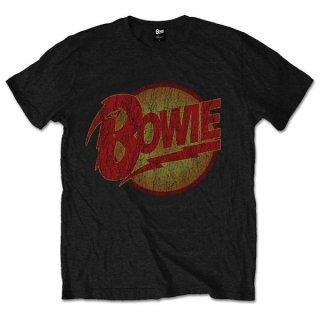 DAVID BOWIE Diamond Dogs Vintage, Tシャツ