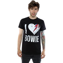 DAVID BOWIE I Love Bowie, Tシャツ