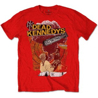 DEAD KENNEDYS Kill The Poor 2, Tシャツ