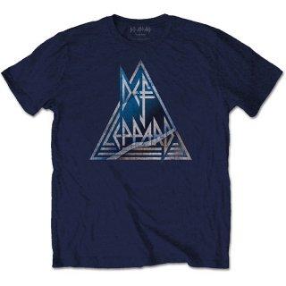 DEF LEPPARD Triangle Logo, Tシャツ