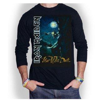 IRON MAIDEN Fear of the Dark, ロングTシャツ