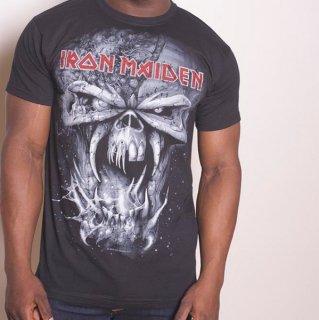 IRON MAIDEN Final Frontier Eddie Vintage, Tシャツ