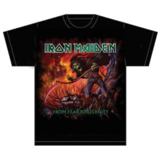 IRON MAIDEN From Fear to Eternity Album, Tシャツ