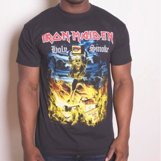 IRON MAIDEN Holy Smoke, Tシャツ