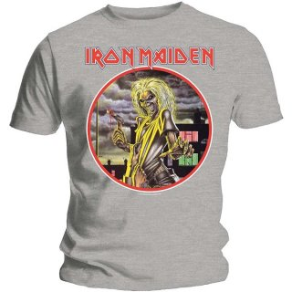 IRON MAIDEN Killers Circle, Tシャツ