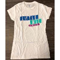LITTLE MIX Blue Logo (Ex Tour), レディースTシャツ