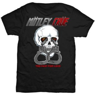 MOTLEY CRUE Skull Shack, Tシャツ