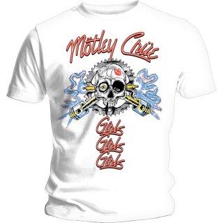 MOTLEY CRUE Vintage Spark Plug GGG, Tシャツ