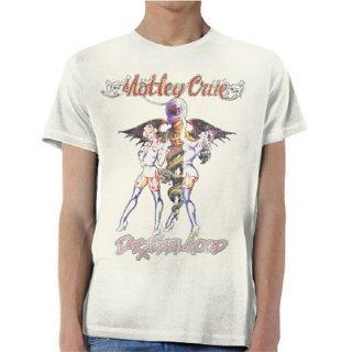 MOTLEY CRUE Dr Feelgood Vintage, Tシャツ