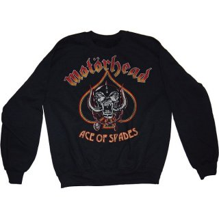 MOTORHEAD Ace of Spades, スウェットシャツ