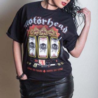 MOTORHEAD Slots, Tシャツ