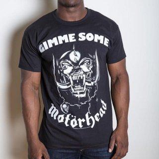 MOTORHEAD Gimme, Tシャツ