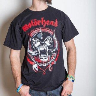 MOTORHEAD Lightning Wreath, Tシャツ
