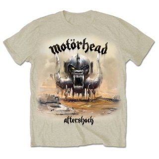 MOTORHEAD Aftershock Sand, Tシャツ
