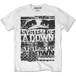 SYSTEM OF A DOWN Torn, Tシャツ