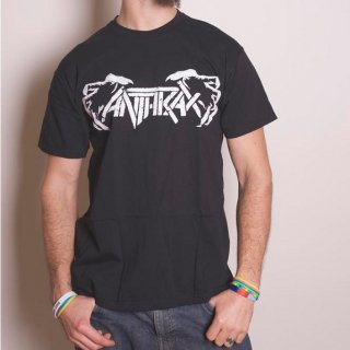 ANTHRAX Death Hands, Tシャツ