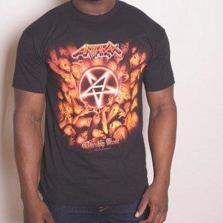 ANTHRAX Worship Music, Tシャツ