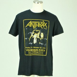 ANTHRAX Among The Living New, Tシャツ