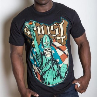 GHOST Statue Of Liberty, Tシャツ