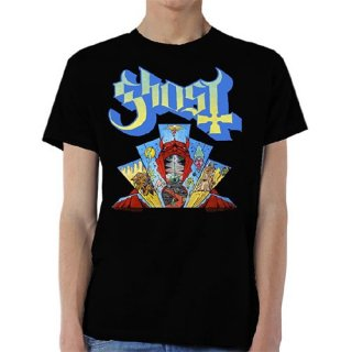 GHOST Devil Window, Tシャツ