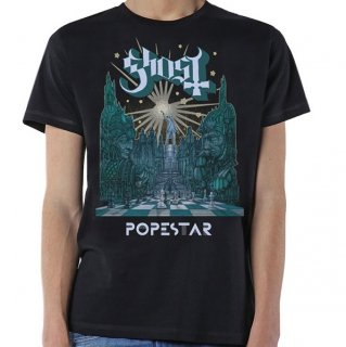 GHOST Lightbringer Popestar Tour Europe 2017, Tシャツ