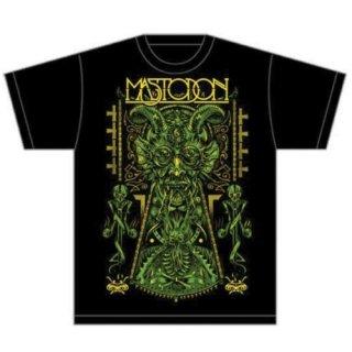 MASTODON Devil On Black, Tシャツ
