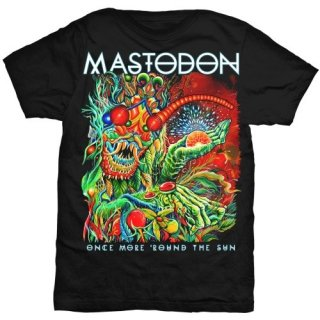 MASTODON Once More Round the Sun, Tシャツ