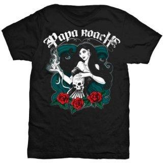 PAPA ROACH Bruja, Tシャツ
