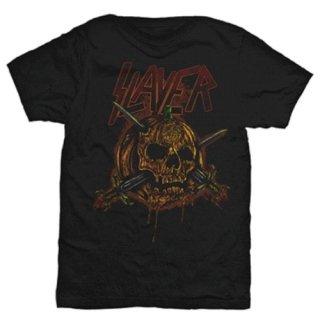 SLAYER Skull Pumpkin, Tシャツ