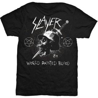 SLAYER Dagger Skull, Tシャツ