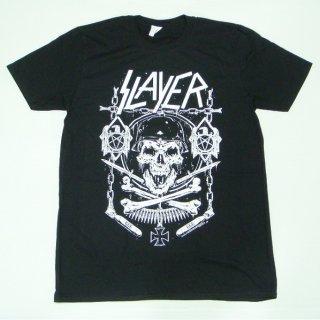 SLAYER Skull & Bones Revised, Tシャツ