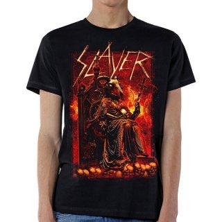 SLAYER Goat Skull, Tシャツ