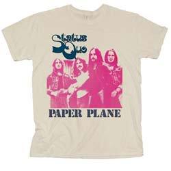 STATUS QUO Paper Plane, Tシャツ
