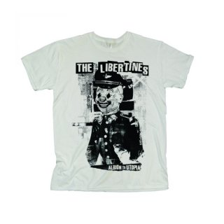 THE LIBERTINES Albio to Utopia, Tシャツ