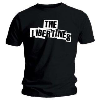 THE LIBERTINES Logo, Tシャツ