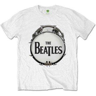 THE BEATLES Original Drum Skin, Tシャツ