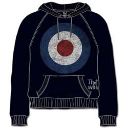 THE WHO Target Distressed, パーカー