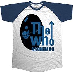 THE WHO Maximum R & B, ラグランTシャツ
