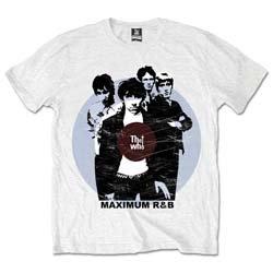 THE WHO Maximum Rhythm & Blues, Tシャツ