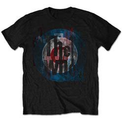THE WHO Target Texture, Tシャツ