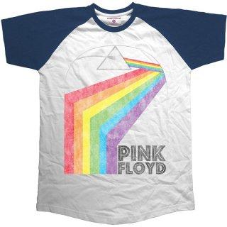 PINK FLOYD Prism Arch, ラグランTシャツ