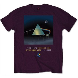 PINK FLOYD Dark Side of The Moon 40th Dail Sleep, Tシャツ