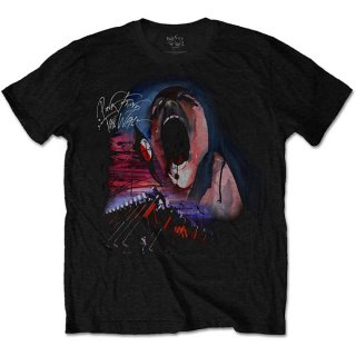 PINK FLOYD The Wall Scream & Hammers, Tシャツ