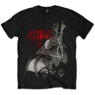 AVENGED SEVENFOLD Spine Climber, Tシャツ