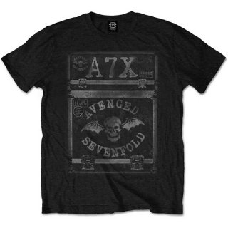 AVENGED SEVENFOLD Flightcase, Tシャツ